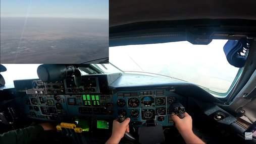"""Глазами пилота: Дмитрий Антонов показал полет Ан-225 """"Мрия"""" – захватывающее видео"""
