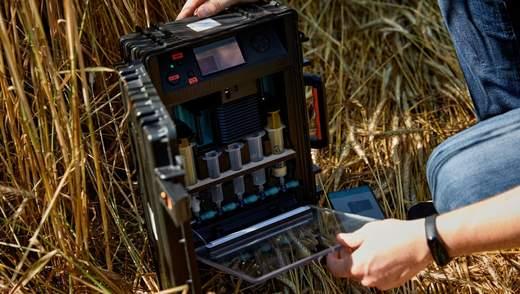 Украинцы представили устройство, которое измеряет безопасность пищи: как работает – видео
